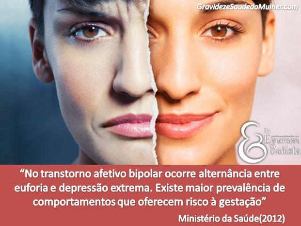 transtorno afetivo bipolar na gravidez